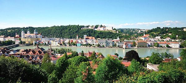 Dreiflüsstadt Passau